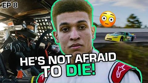 """""""The LAST Race!"""" 19 Year Old Racing Prodigy Unveils New SECRET Weapon & Makes HUGE Comeback 😱"""