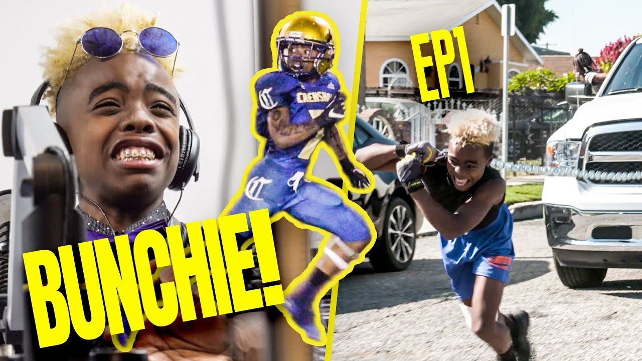 Bunchie Young Is The Most Athletic 12 Year Old EVER. Prodigy Stars In His Own Reality Show!