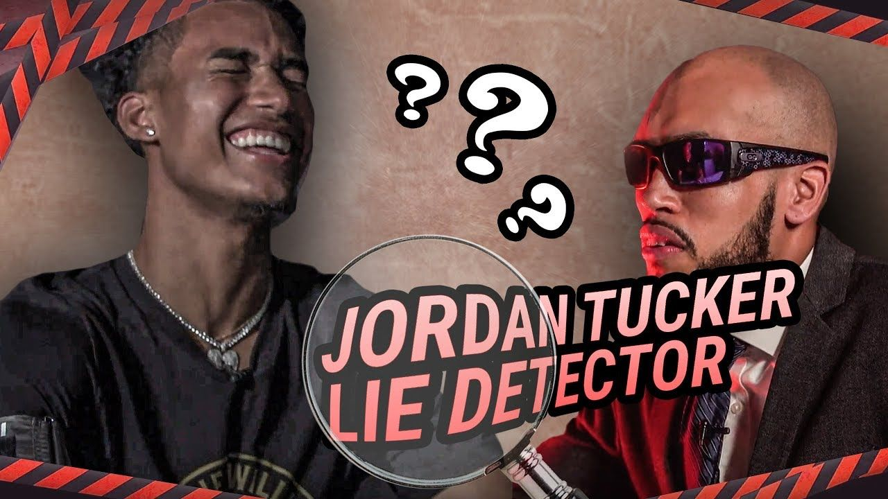 """Do You Wish You Were In JELLYFAM!? Jordan Tucker Gets EXPOSED On Lie Detector 🤫"