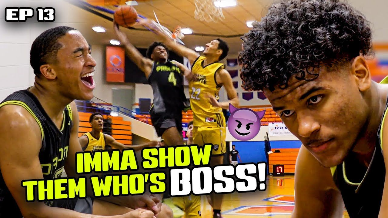 """I Can't Go Out A Loser…"" Jalen Green & Prolific GO CLUTCH In Double OT! Is This The END For Them!?"