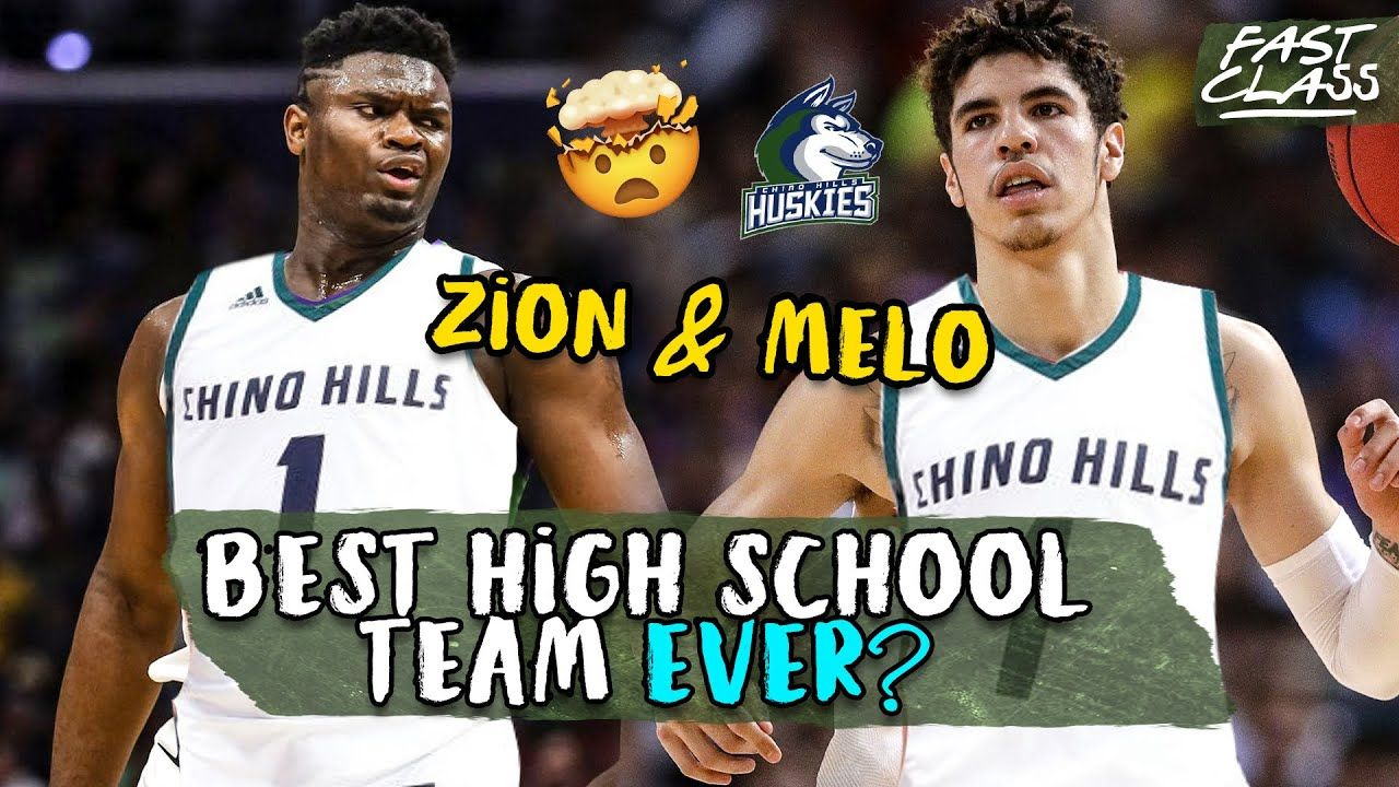 LaMelo Ball Almost Teamed Up With Zion Williamson & Shareef O'Neal! The SECRET TEAM At Chino Hills 😱
