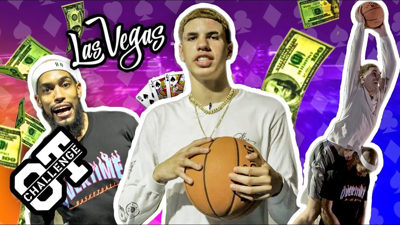 LaMelo Ball Goes CRAZY In UNREAL Overtime Challenge! Shows Off Dunk Package & DANCE MOVES 🔥