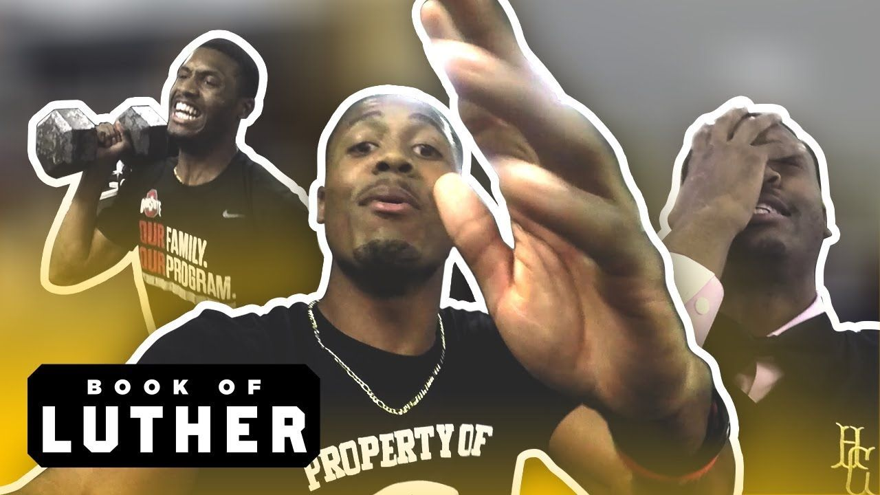 The Book Of Luther: Chapter 1 Starring Luther Muhammad!