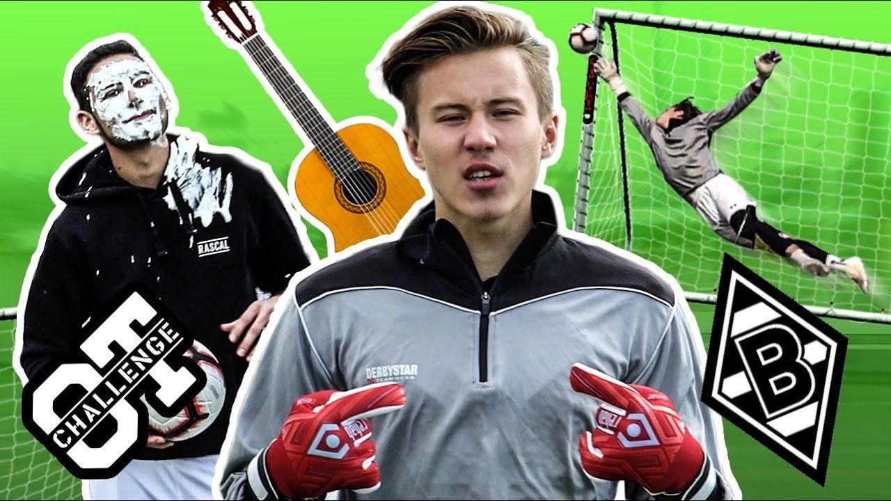 The BEST Keeper on the Internet 🧤The FIRST EVER Soccer Overtime Challenge goes CRAZY 🤪