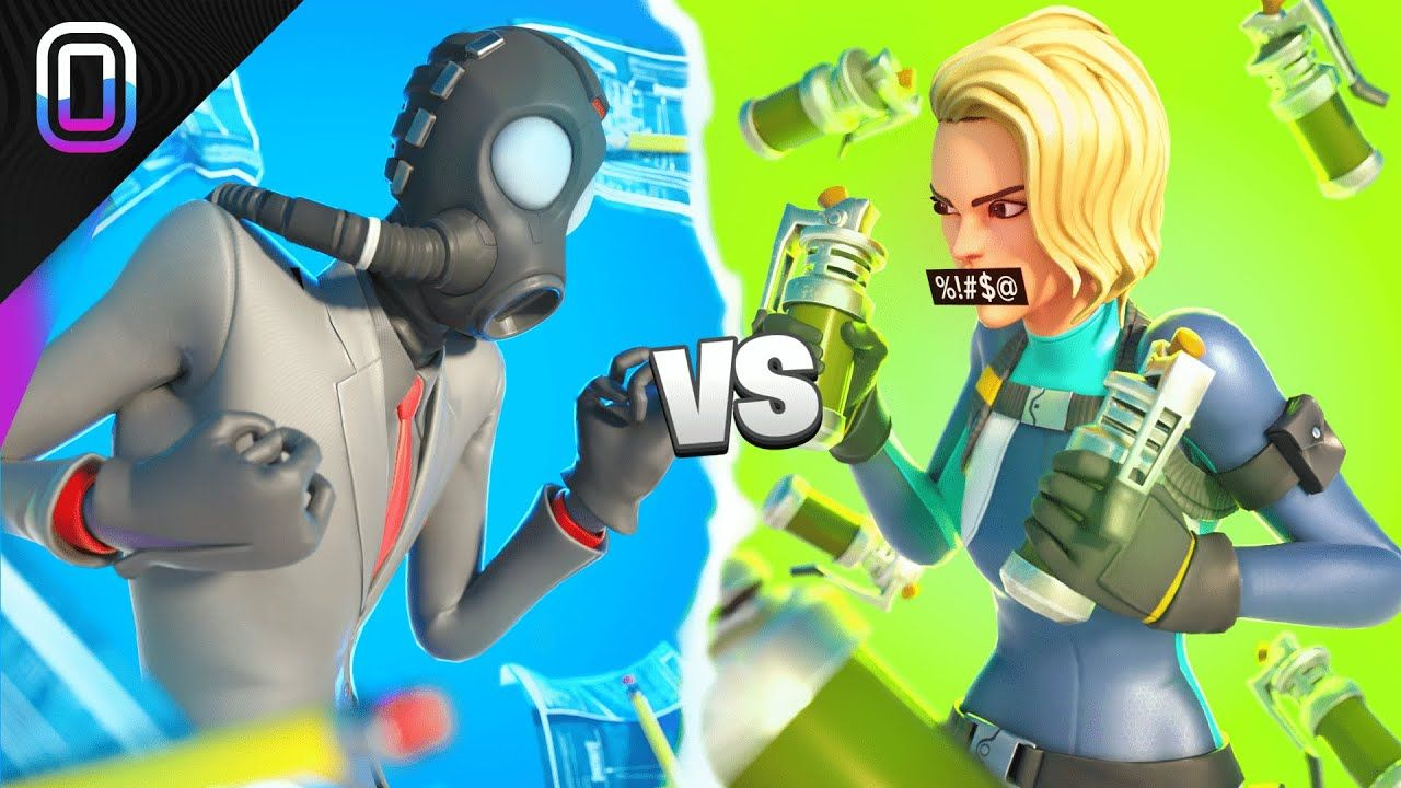 If You Beat Spayde You Join OT but with a TOXIC Grinder…