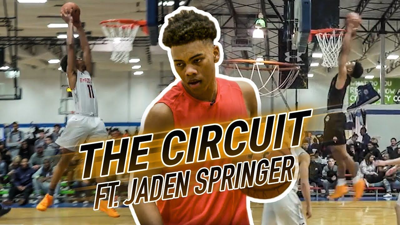 """I Realized He Was Special At 9 Years Old."" Jaden Springer Is A Basketball PRODIGY 😱"