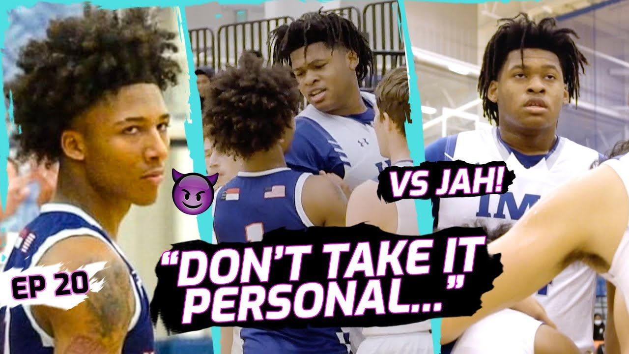 """""""I Was In KILL MODE!"""" Mikey Williams Faces Jahzare Jackson For FIRST TIME! Friends Turn To ENEMIES 😱"""