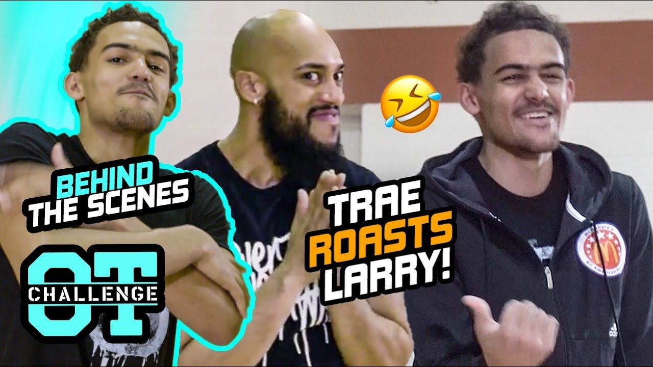 """Are You Nervous?"" How Was Trae Young's Overtime Challenge ACTUALLY MADE!? Behind The Scenes 🔥"