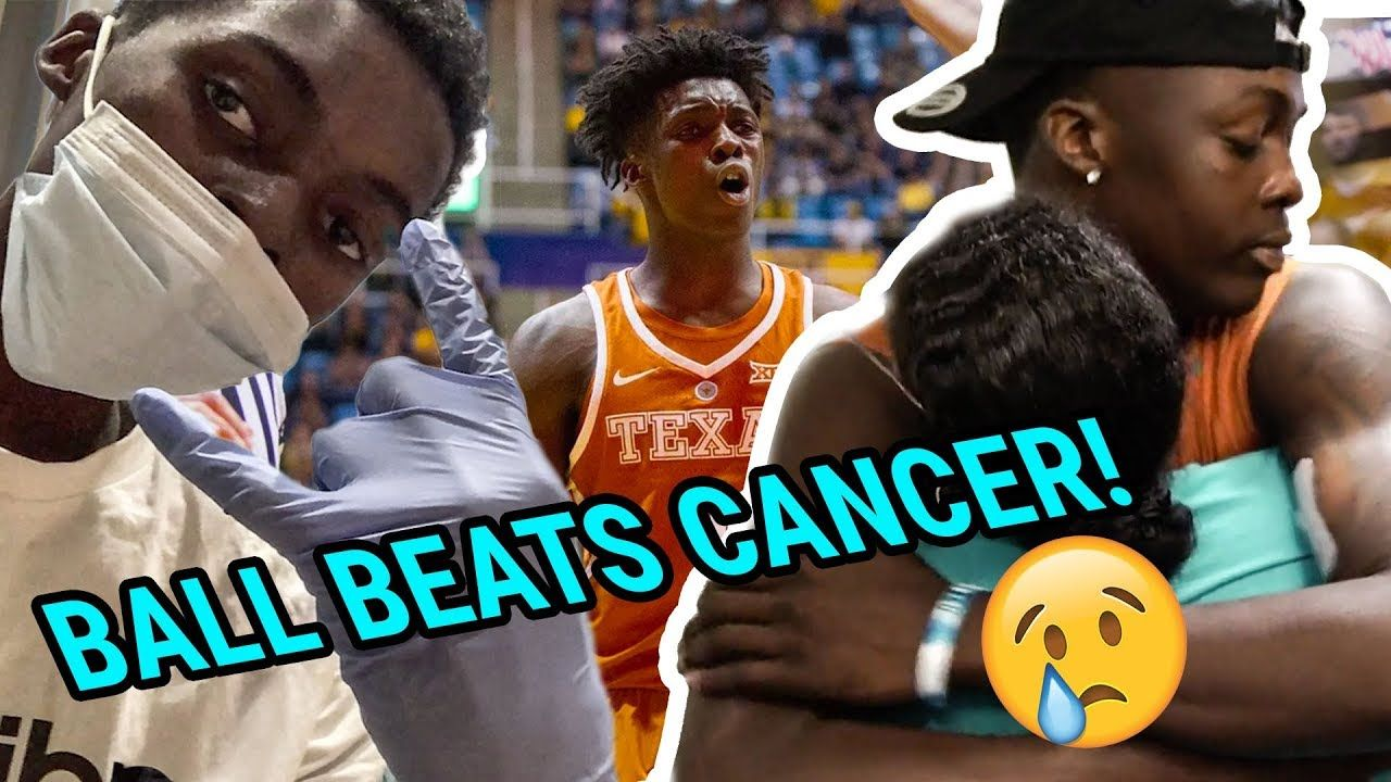 He Didn't Know If He'd EVER Play Again! Texas' Andrew Jones Is Beating Cancer & Reaching For The NBA