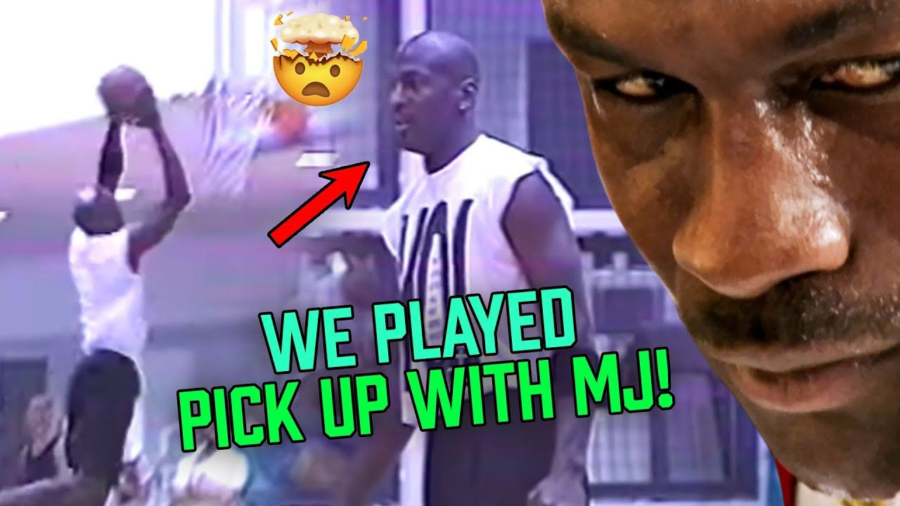 The Inside Story Of Michael Jordan's SECRET Rec Games! Where He Played After He Retired😱