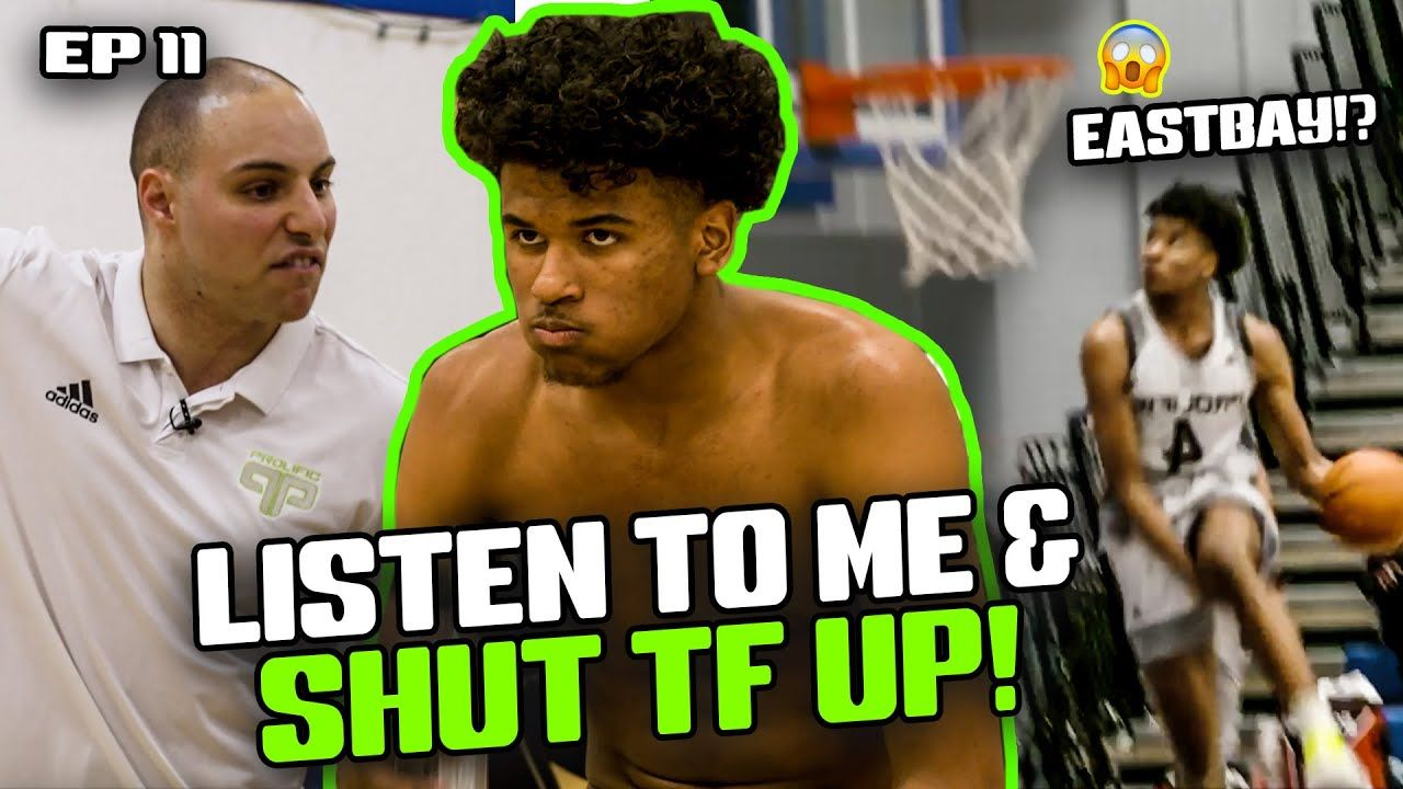 """We Gotta FIGHT Tonight!"" Jalen Green & Prolific Struggle vs SCRAPPY Team, Then THIS Happens 😱"