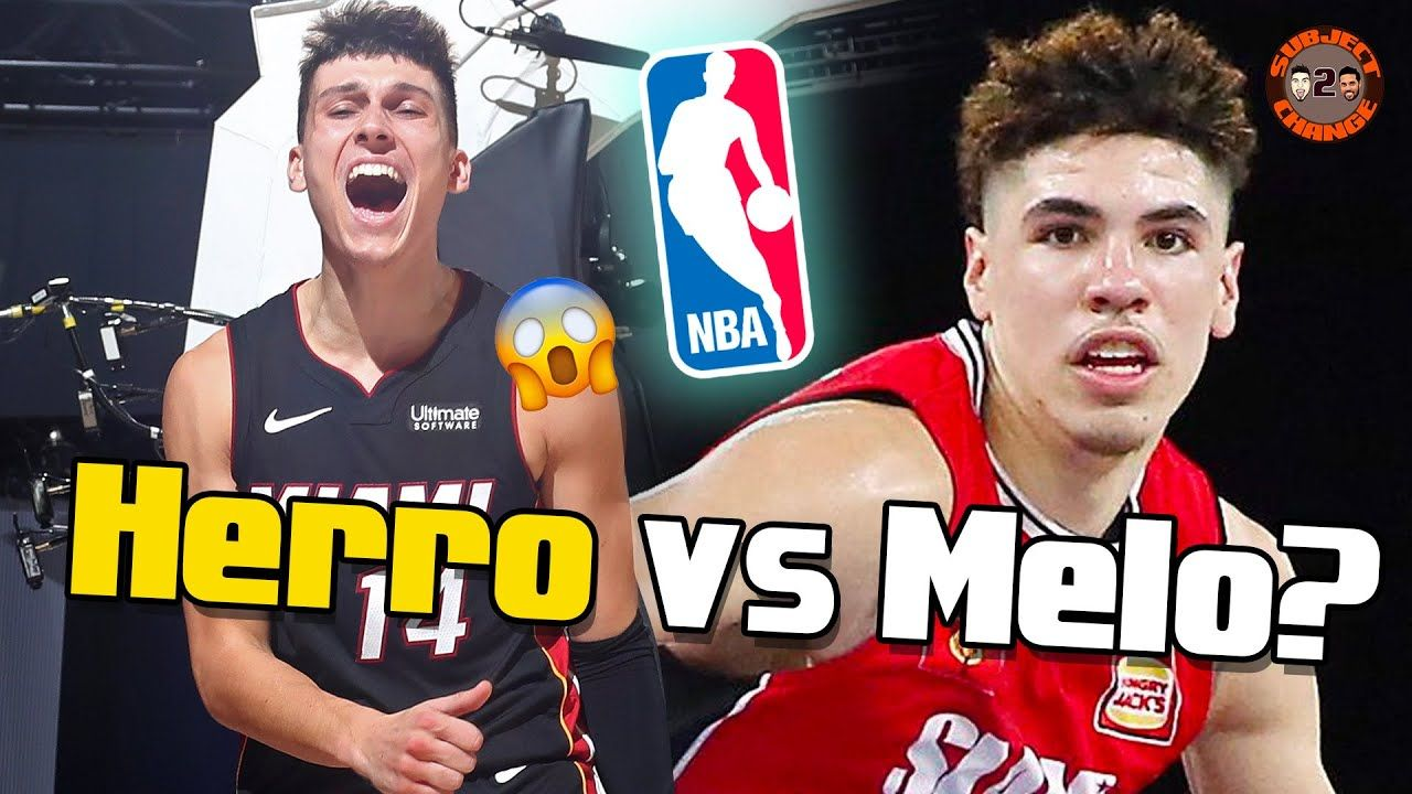 """I Would Take Tyler Herro OVER LaMelo Ball."" The SECRET Behind Herro's Crazy Game With Jordan McCabe"