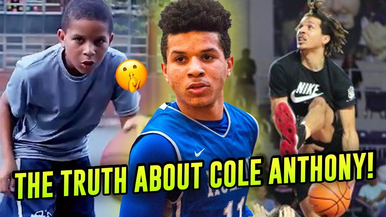 """I Wanna Be The BEST To Ever Do It."" What REALLY Drives Cole Anthony 😱"