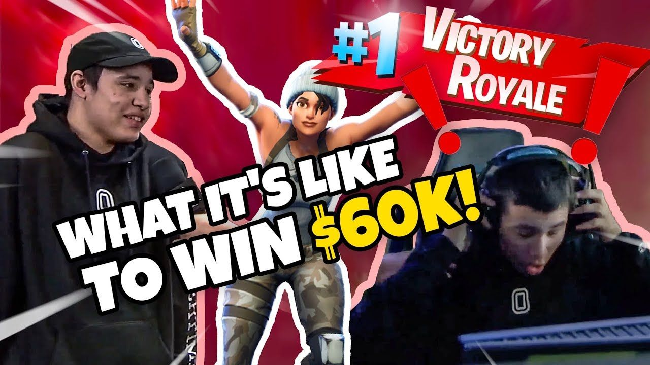 The FORTNITE ADDICTION Pays Off. Team Overtime Wins Crazy 💰And  Gets Ready For Next Competition!