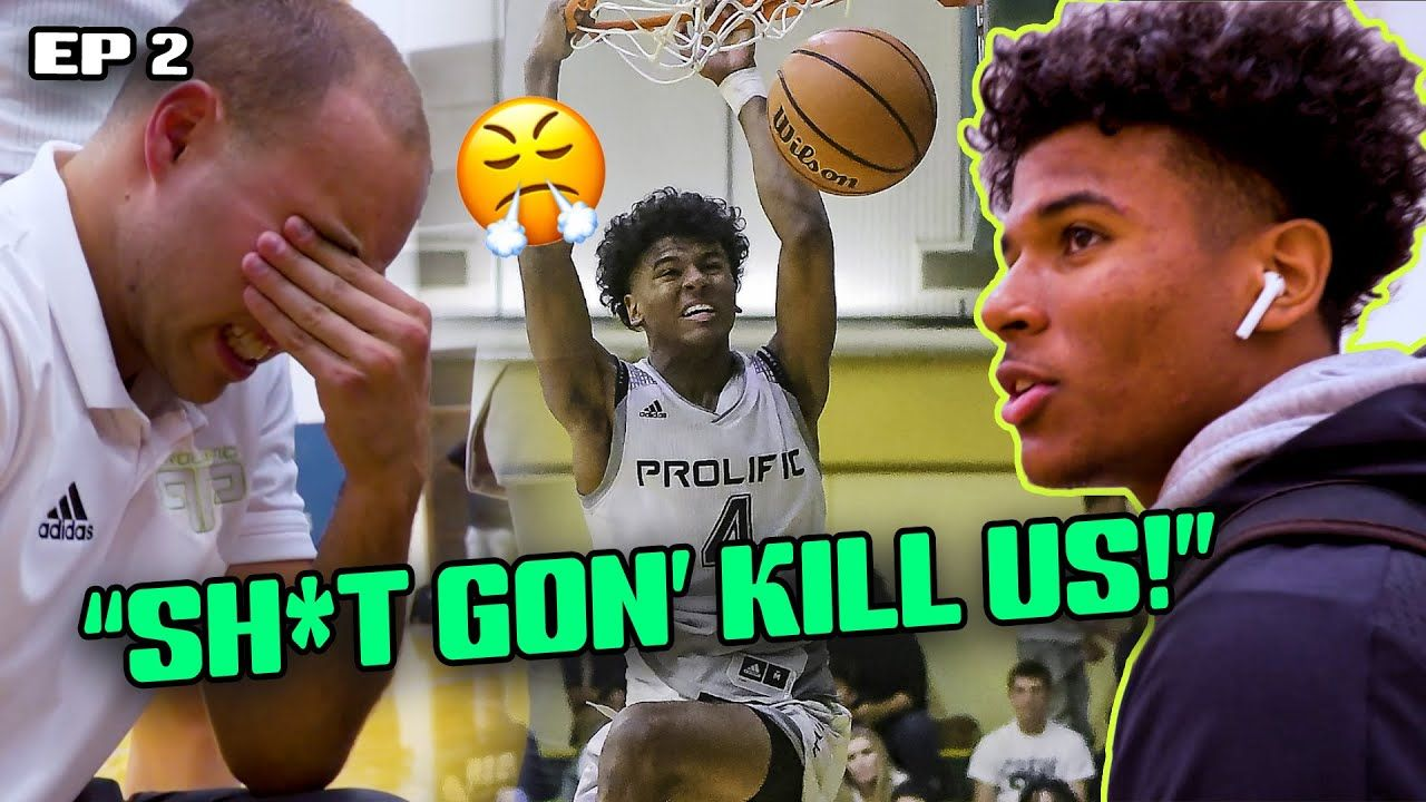"""It's Time To THROW DOWN!"" Jalen Green STRUGGLES, Then GOES OFF! FULL ACCESS To #1 Team On Earth 😱"