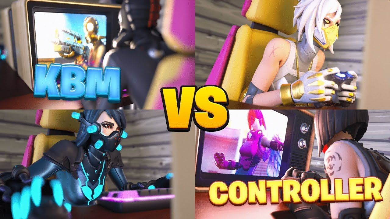 Who is the BEST at Zone Wars? Hardfind & Josh VS Chapix & Primzhy (Controller vs KBM)