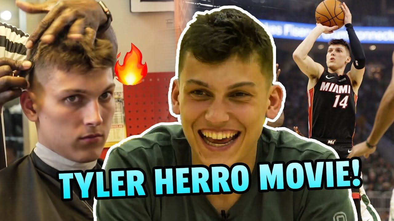 Tyler Herro Gets HAIRCUT & Reads Mean Tweets In His Own MOVIE! How He Proved ALL The Haters Wrong