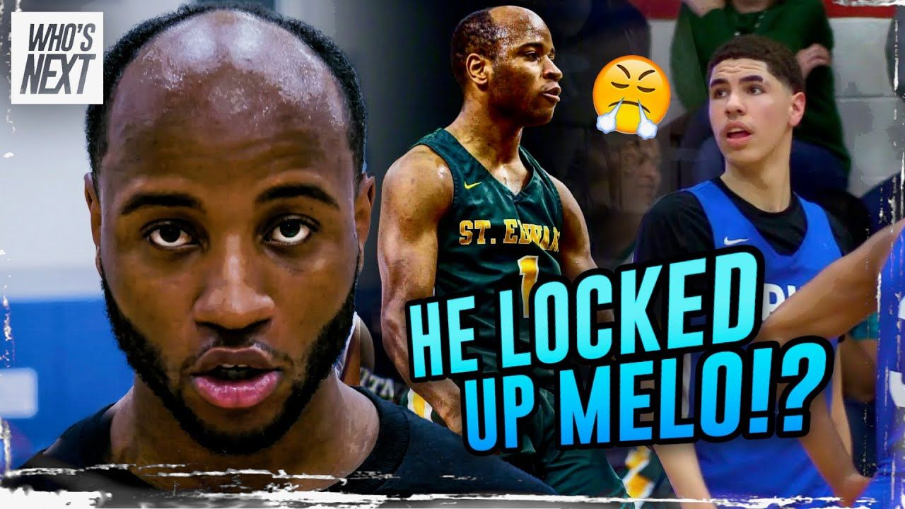 """People Tell Me To Shave My Head."" Meechie Terry STOOD UP To LaMelo Ball And Is PROUD To Be Bald 🤩"