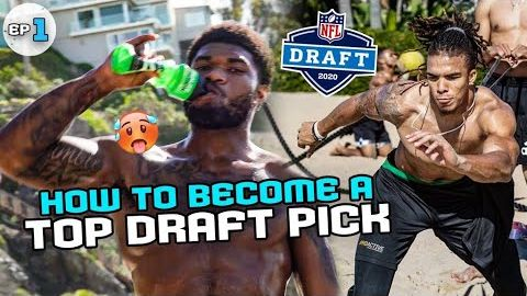 Elite College Prospects STAR In NFL Draft Reality Show! How They Train To Be TOP DRAFT PICKS!