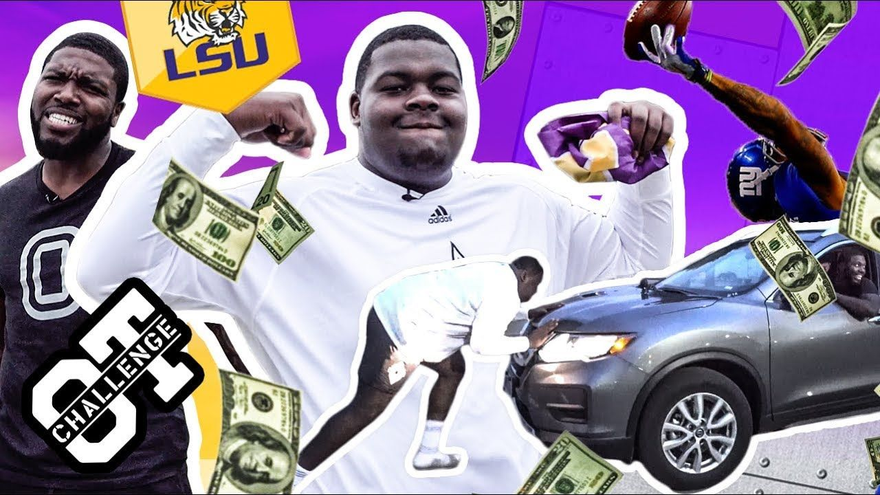 Kardell Thomas PUSHES CARS & Tells SECRETS In The Overtime Challenge! Mr. Pancake Is TOO FUNNY 😂