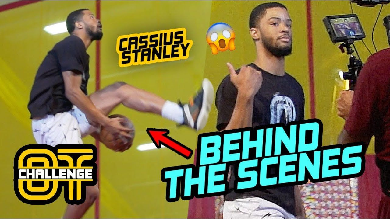 How The Overtime Challenge Is REALLY Made! Behind The Scenes With Cassius Stanley 😱