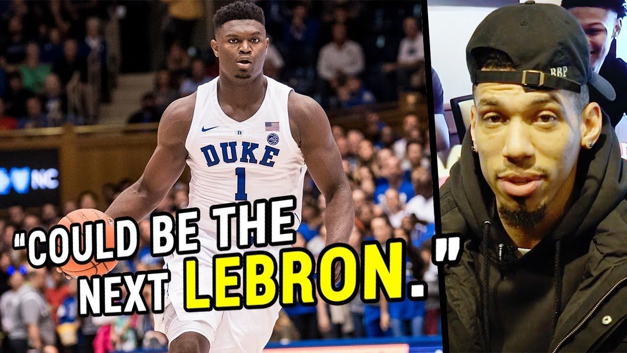 """He's Charles Barkley On Steroids."" Raptors' Danny Green Breaks Down Zion Williamson & More! 🔥"