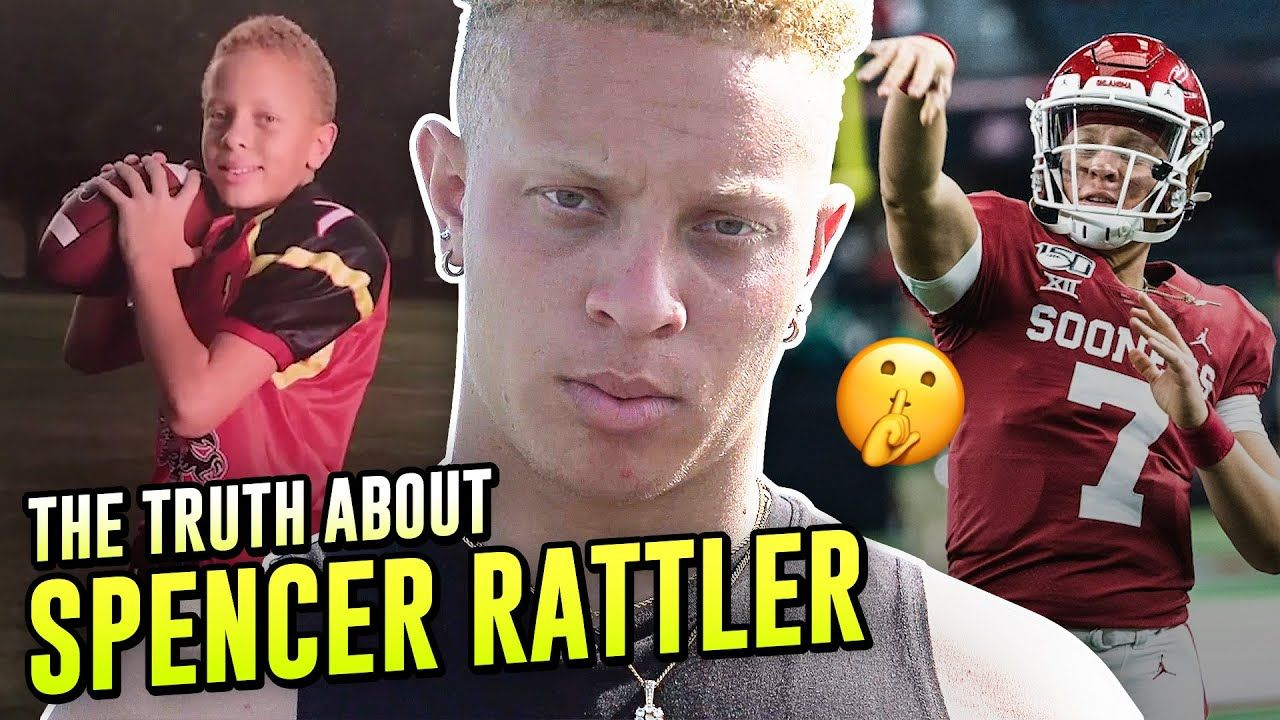 Spencer Rattler Is Officially The Starting QB At OKLAHOMA! The REAL STORY Of How He Climbed To QB1!