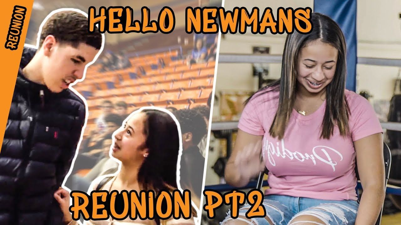 """Jaden, Do You Have A CRUSH On LaMelo?"" Jaden Newman Opens Up & Julian Newman Talks Melo Ball 😱"