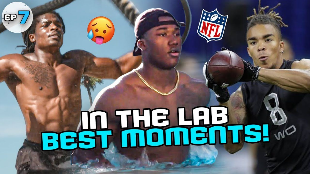 Top Pick Jordan Love's Journey To The LEAGUE! Best Moments From NFL Draft Reality Show!