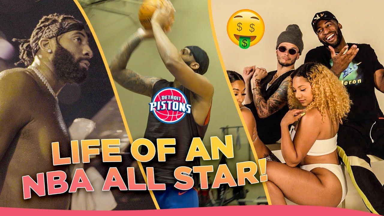 Andre Drummond Stars In His Own REALITY SHOW! Full INSANE First Season 🔥