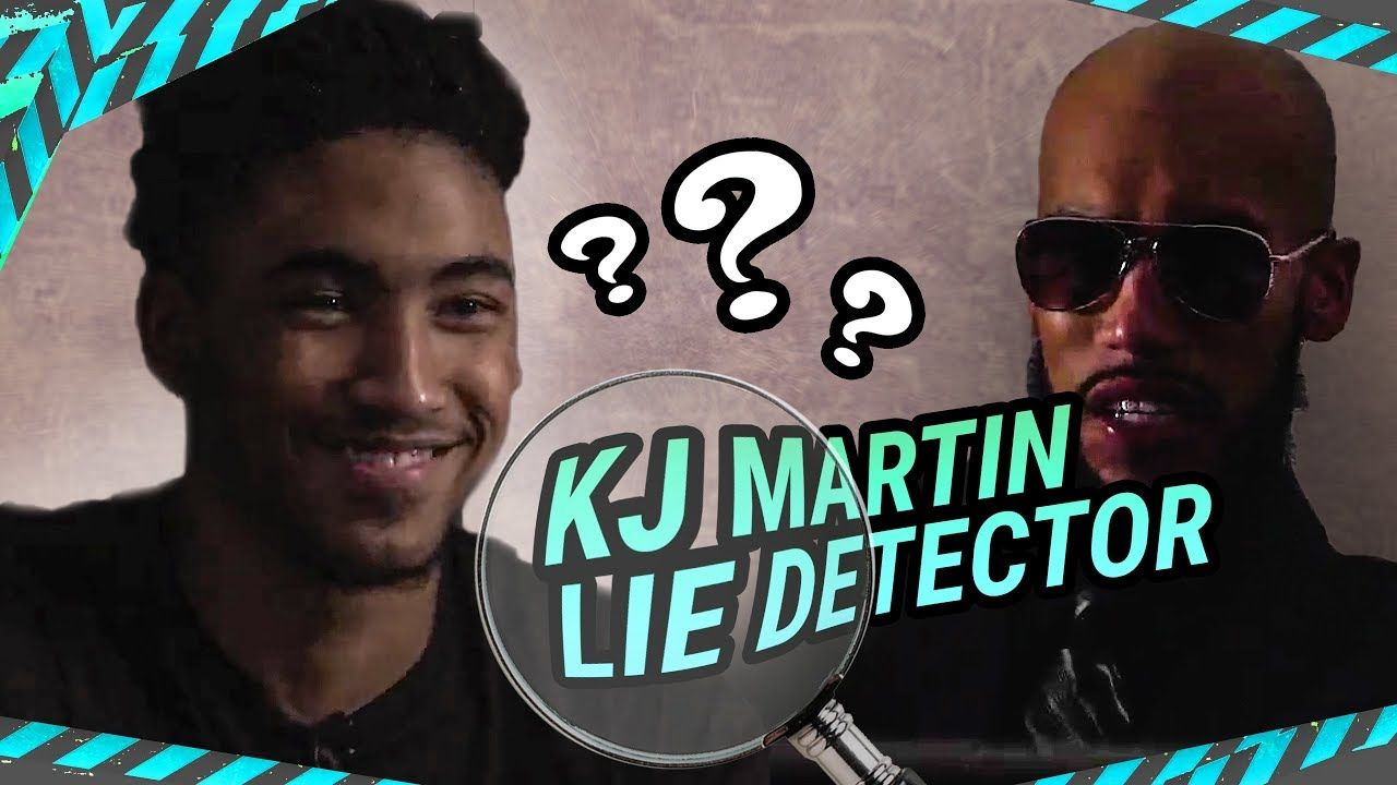 KJ Martin Has FAKE GUCCI!? Opens Up On Wanting To Be In JAM FAM & Playing His Dad 😱