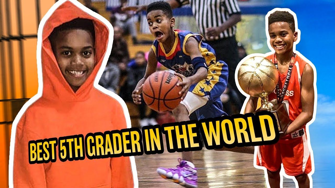 """I'm The BEST 5th Grader In The World."" Magic Mel Takes Us Through EPIC WORKOUTS & Life In The Bronx"