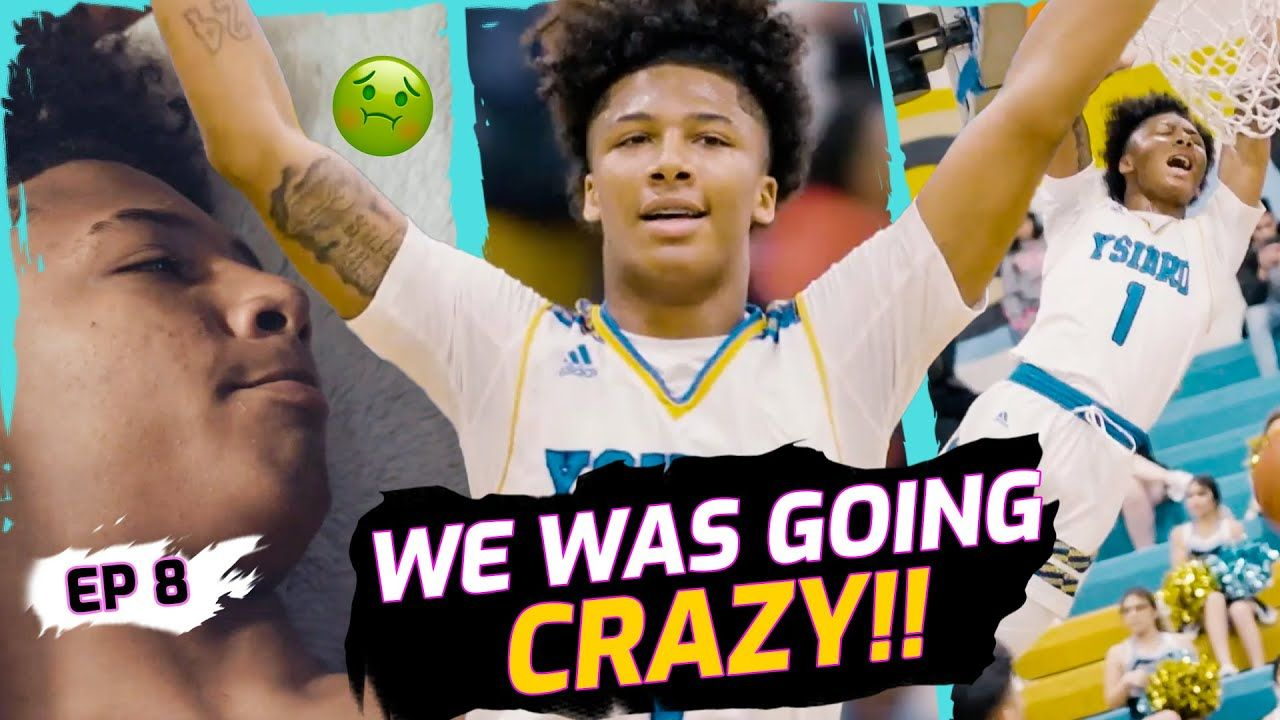 """Time To Put These Kids TO SLEEP!"" Mikey Williams Gets Flu, Then GOES OFF! Battles LIL BROTHER 😱"