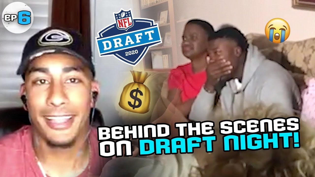 """I'm So NERVOUS!"" We Spent DRAFT DAY With Packers QB Jordan Love and MORE! Who Will Go 1st ROUND!?"