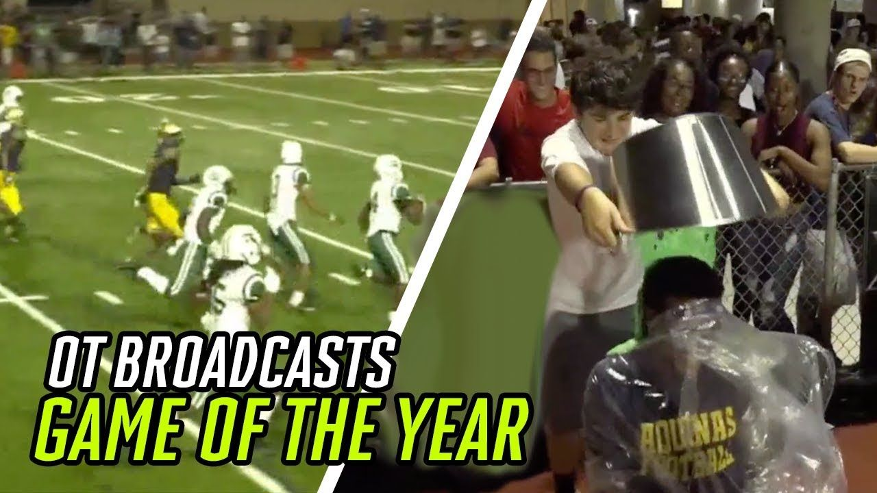 We Spent THOUSANDS OF DOLLARS To Broadcast The Game Of The Year! This Is What Happened...