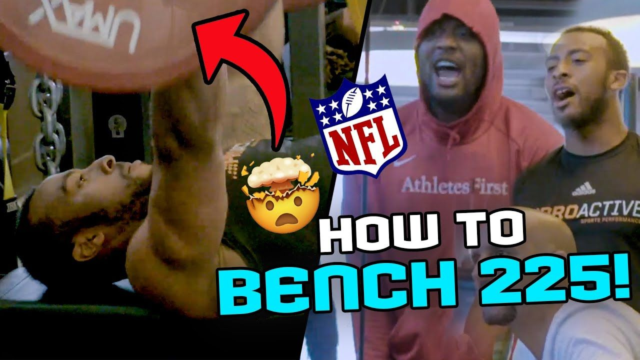 """I Gotta Show People I'm STRONG!"" Colts Rookie Michael Pittman Jr Learns SECRET To MAX OUT On Bench!"