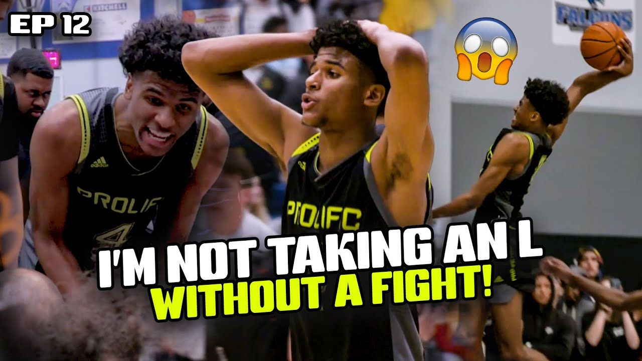 """I Told You, DON'T SLEEP ON ME!"" Jalen Green CALLS OUT His Team! Prolific Prep Has EPIC Dance Off 🔥"