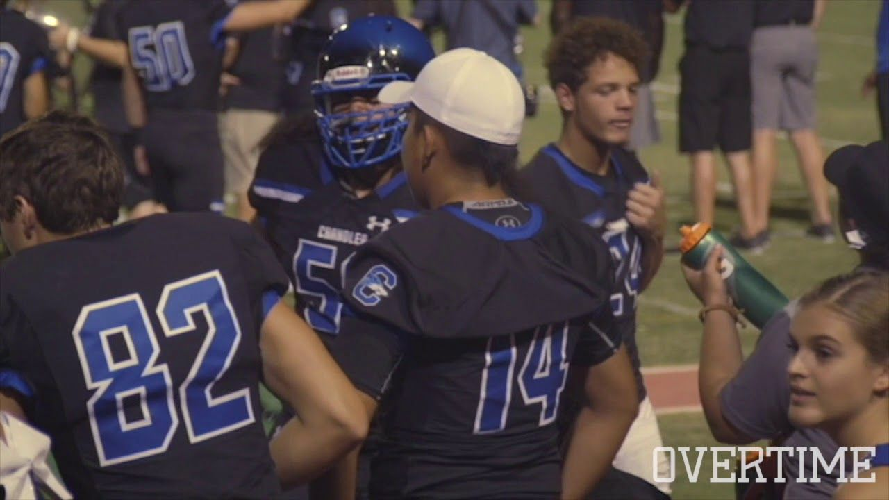 Trey Sanders Bursts 89-Yards for TD! No. 3 IMG Academy Tops Chandler in Season Opener!