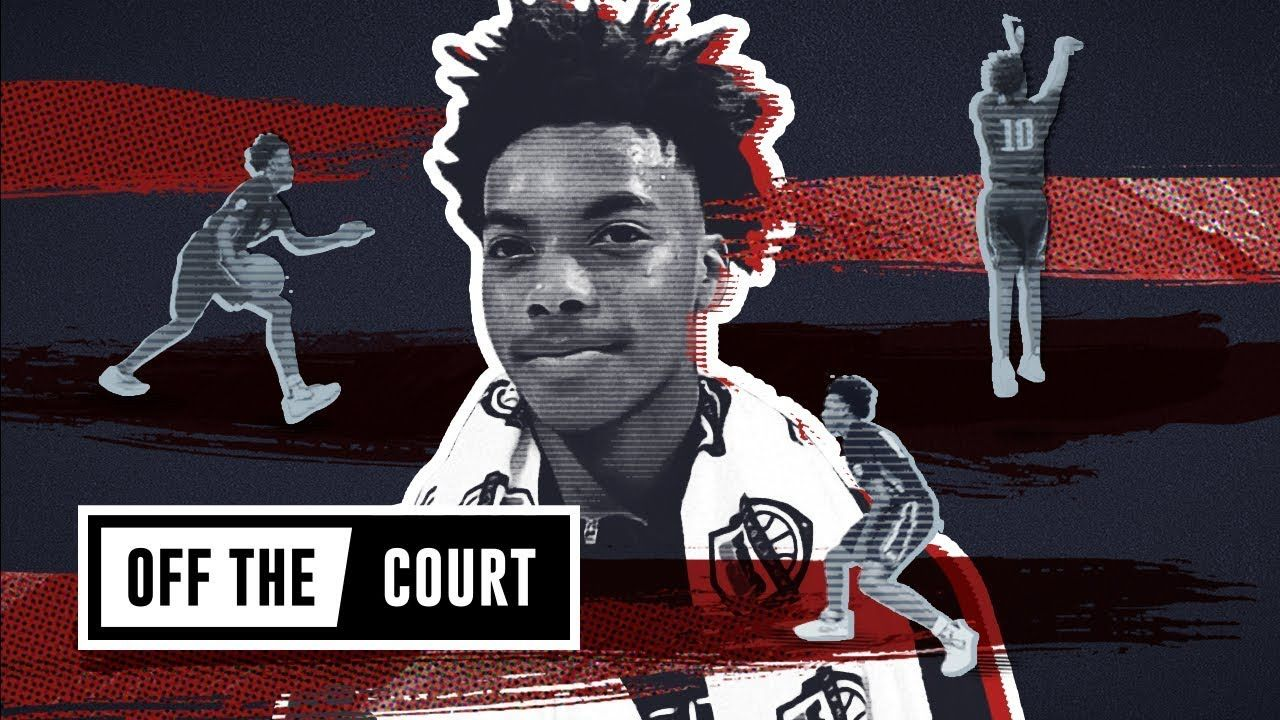We Got Lit In Vegas With Darius Garland! AAU Team Posterizes Batman and Pikachu!
