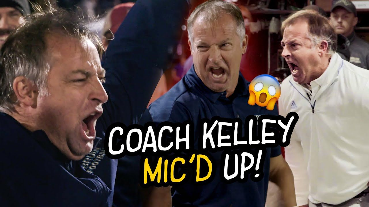 """Y'all Just PISSED Me Off!"" Coach Who Never Punts MIC'D UP! Pulaski's Coach Kelley Is DIFFERENT 😂"