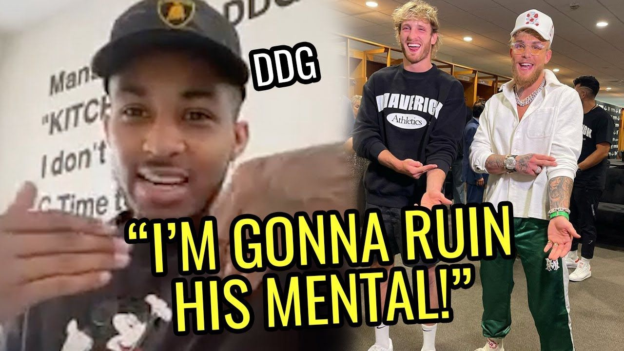 """""""An EASY Knockout."""" DDG Exposes Bryce Hall vs Austin McBroom! Talks Fighting Nate Wyatt & Rappers 😱"""