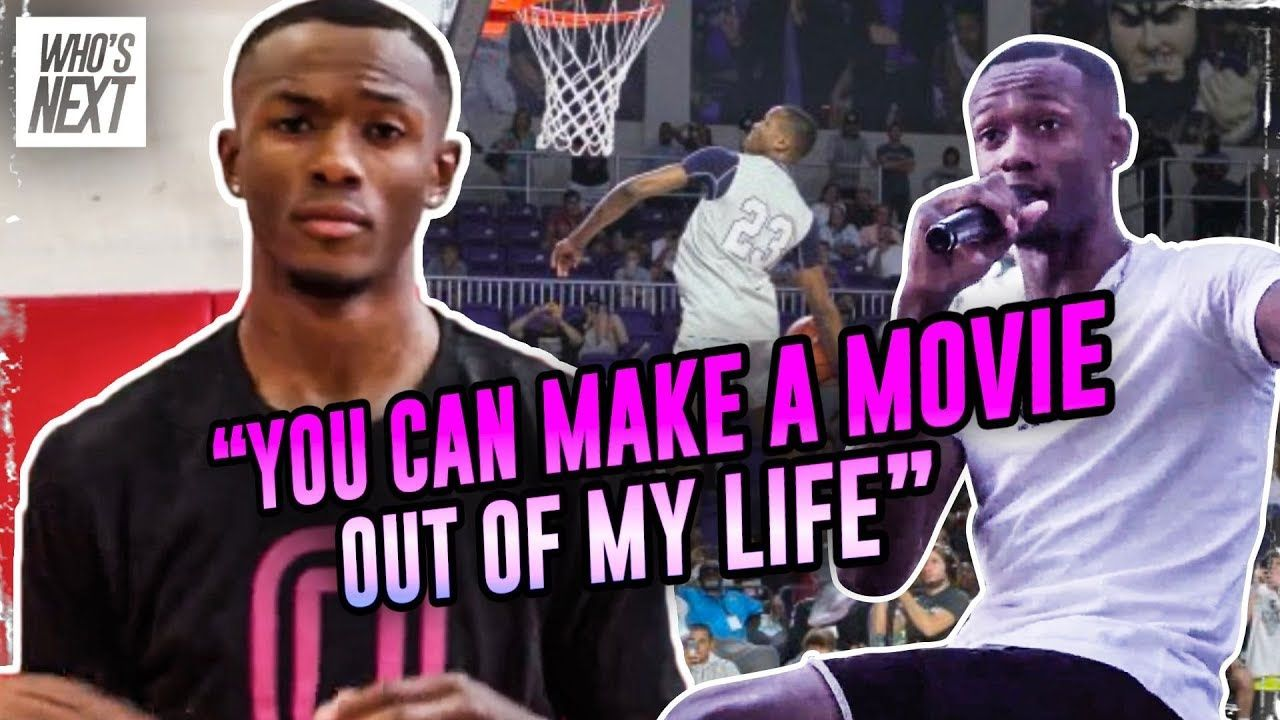 """We Were HOMELESS."" Scottie Lewis Overcame EVERYTHING To Become A Top NBA Prospect 😱"