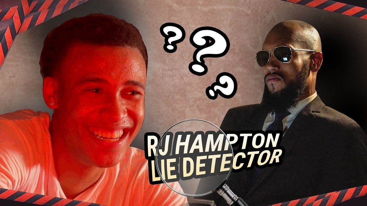 """Zion Told Me I Could've Been In JAM FAM."" RJ Hampton Talks A LOT On Lie Detector 😳"