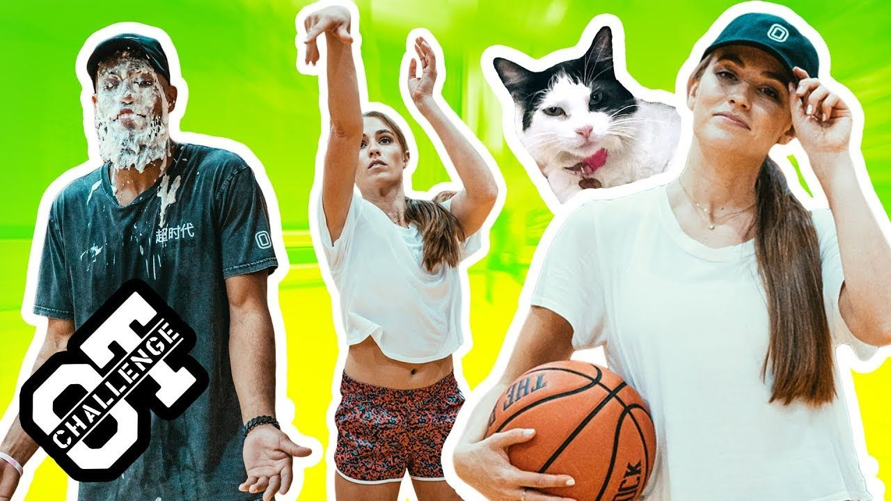 Rachel DeMita Shows Off DANCE MOVES In LEGENDARY Overtime Challenge! Rad's A RIDICULOUS Shooter 😱