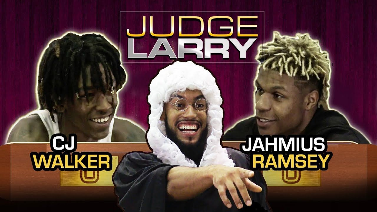 If You Lie You LOSE YOUR INSTAGRAM! CJ Walker & Jahmius Ramsey Have The BATTLE Of Best Hair 😱