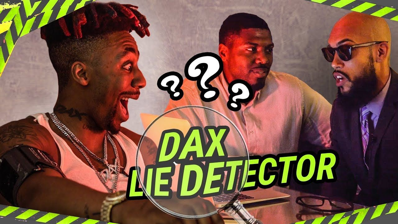 """I Was Cleaning Up The Gym I Scored 20 Points A Night In."" Dax Gets EMOTIONAL In Lie Detector! 😱"