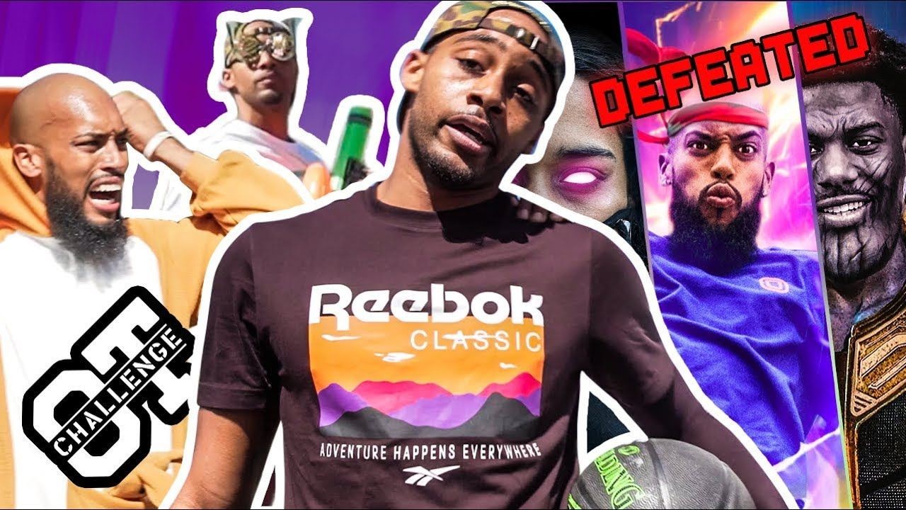 Bdot Impersonates ALLEN IVERSON In The Overtime Challenge! BATTLES Larry & Calls Out Nate Robinson!