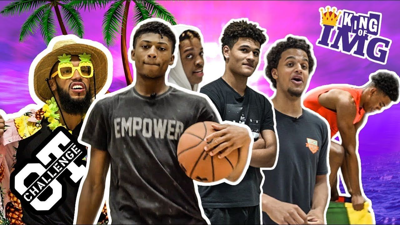 IMG Gets GROSS In The Overtime Challenge! Noah Farrakhan, Josh Green & More BATTLE For THE CROWN! 👑