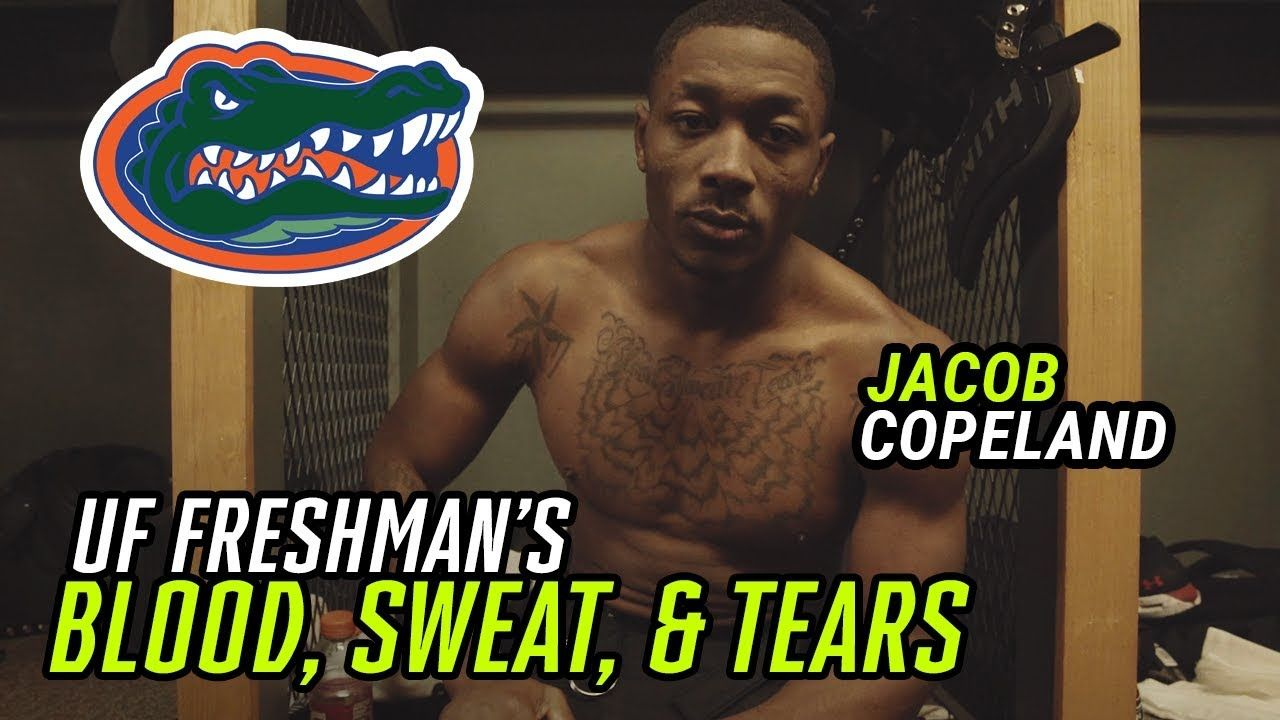 """One Of My Brothers Sitting On Murder."" Florida's Jacob Copeland Deals With Pain Through TATTOOS 💯"