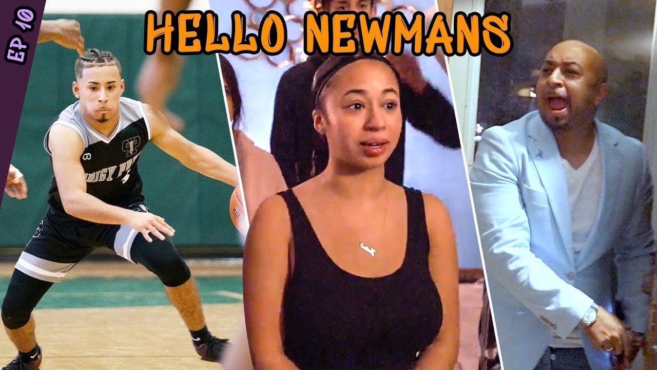 """Get Your Sh*t Together!"" Julian & Jaden Newman Throw A Party! Julian Plays First Game At Prodigy 😱"